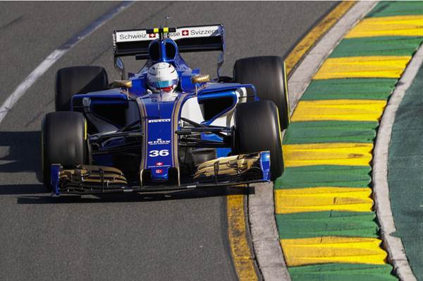 F1: Giovinazzi replaces Wehrlein for 2017 Chinese GP