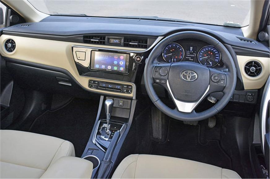 2017 Toyota Corolla Altis facelift price, equipment ...