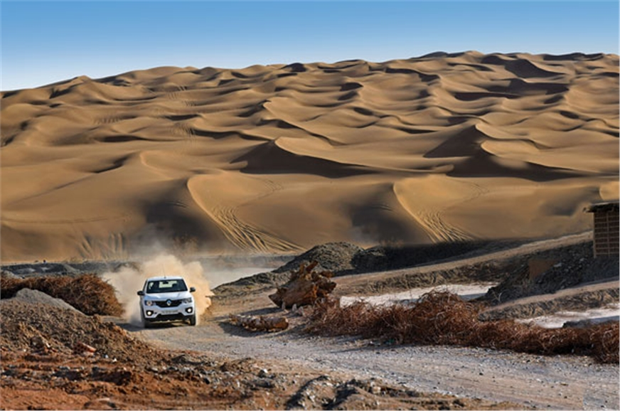 The Kumul desert is our introduction to the main Gobi des...