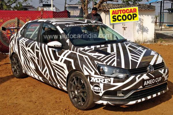 SCOOP! VW Ameo Cup to run 200hp engine, sequential gearbox