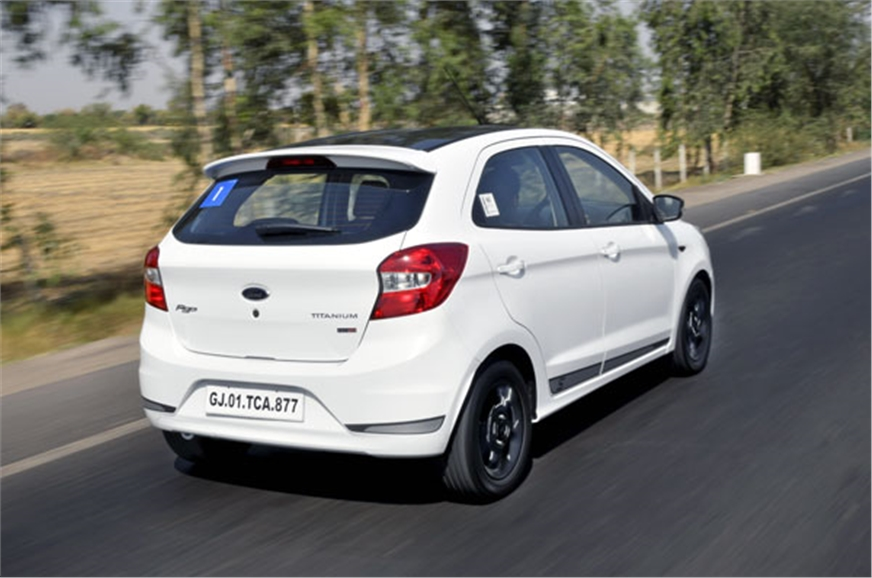Ford Figo Car Prices In Goa