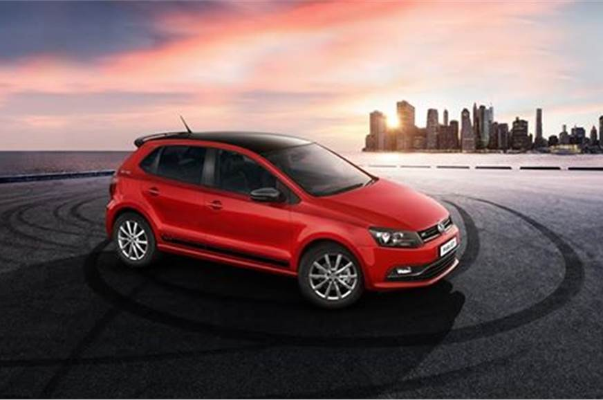 volkswagen polo gt sport edition launched autocar india. Black Bedroom Furniture Sets. Home Design Ideas