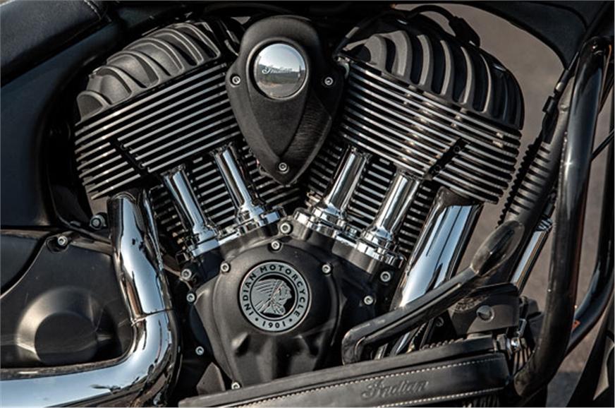Thunder Stroke 111 engine is a gem.