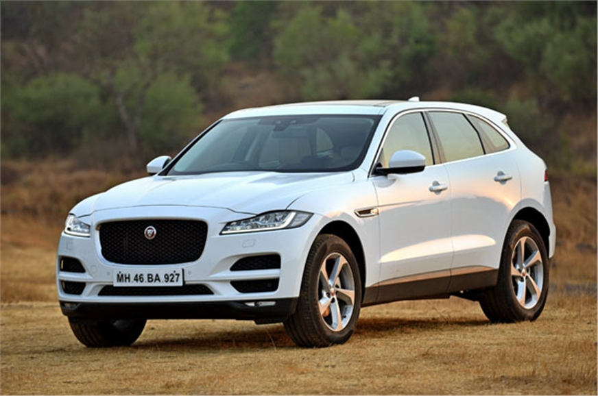 jaguar f pace 20d review specifications interiors. Black Bedroom Furniture Sets. Home Design Ideas