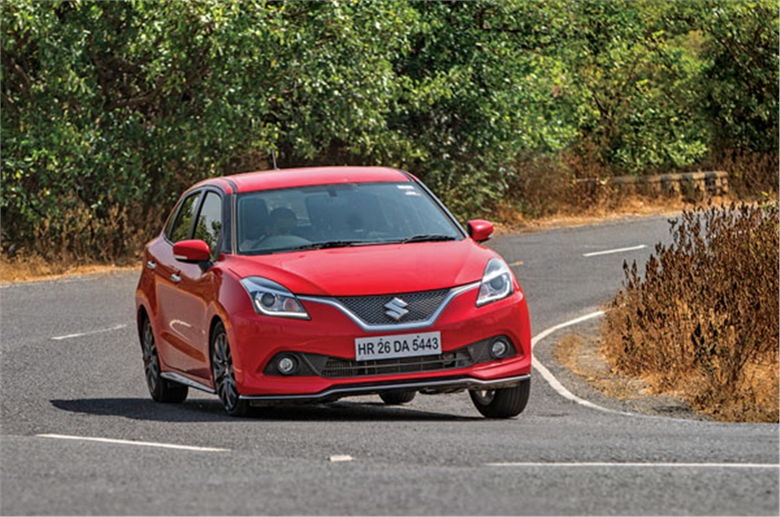 The Baleno feels light and frisky, and is lots of fun to ...