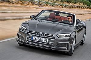 2017 Audi A5 Cabriolet review, test drive