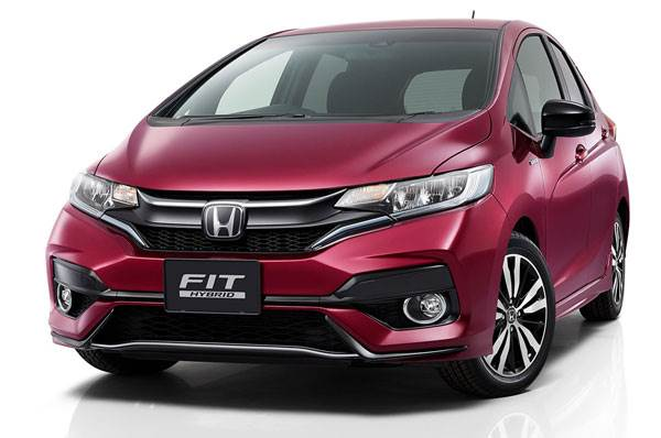 2018 Honda Jazz Facelift Revealed Autocar India