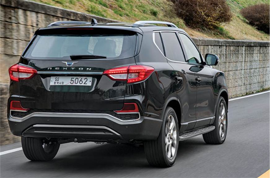 2017 ssangyong g4 rexton review interior specifications expected launch images expected. Black Bedroom Furniture Sets. Home Design Ideas