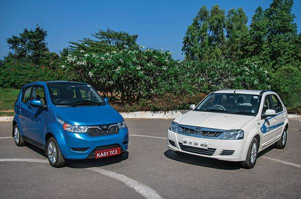 The only electric models sold in India in 2017. All electric in 13 years is wishful thinking.
