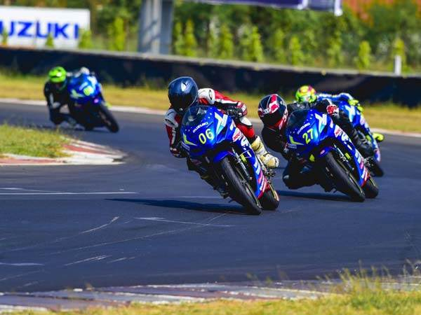 The Suzuki Gixxer Cup has shifted from MRF's National Racing to series to JK Tyre for 2017