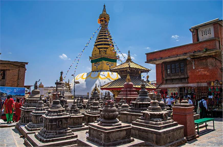 Swayambhu is among the oldest religious sites in Nepal. A...