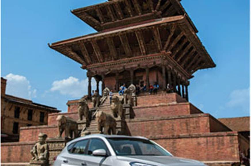 Founded in the 12th century, Bhaktapur rose to be a city ...
