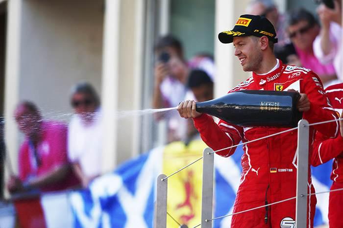 F1: Monaco win extends Vettel's championship lead