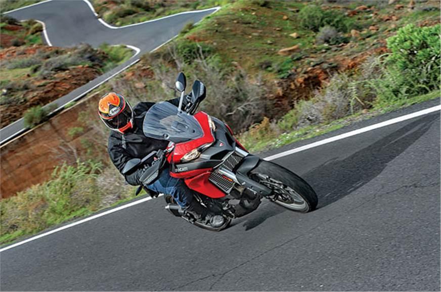 Ducati Multistrada Review India