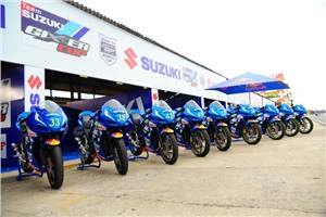 JK Motorsport to nurture Gixxer Cup like its karting programme