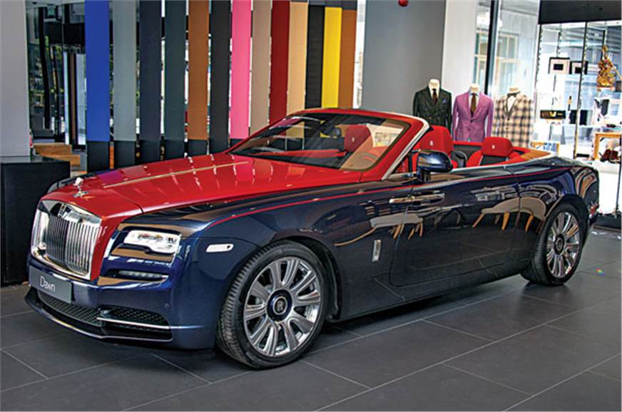 If you want to buy a Rolls-Royce, go to a showroom. If yo...