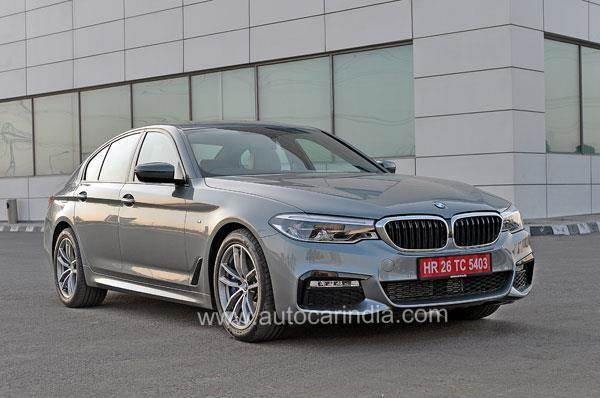 Made In India New Bmw 5 Series Production Starts Autocar