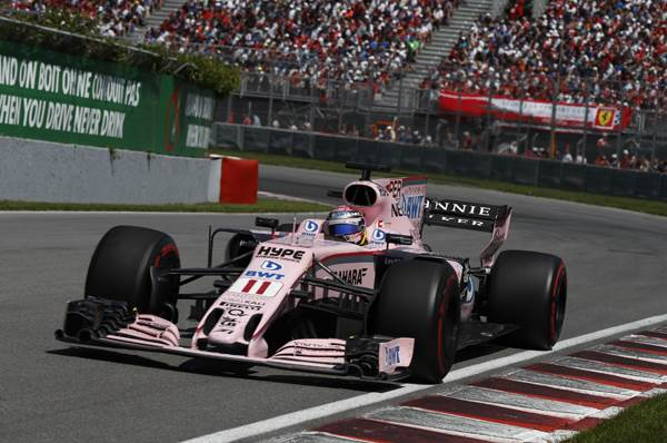 Force India mulls name change