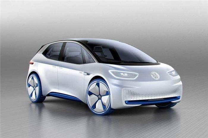 VW ID Concept.