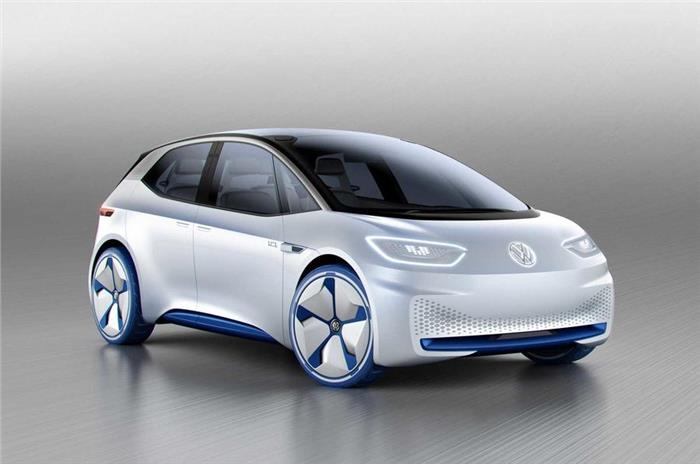 VW ID Concept.