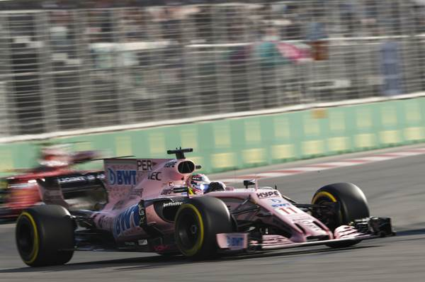 Force India could be rebranded as 'Force One'
