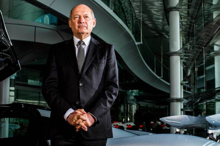 Ron Dennis sells his stake in McLaren