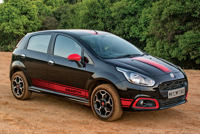 2016 Fiat Abarth Punto long term review, first report