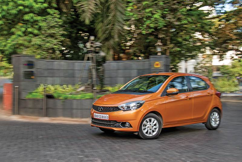 2016 Tata Tiago long term review, third report