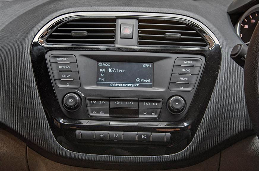 The Harman system is easily the best in class.
