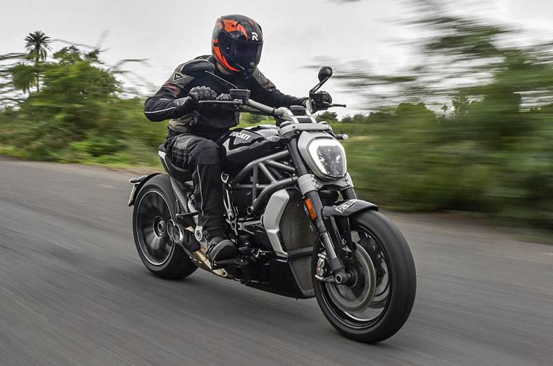 2017 Ducati xDiavel review, test ride