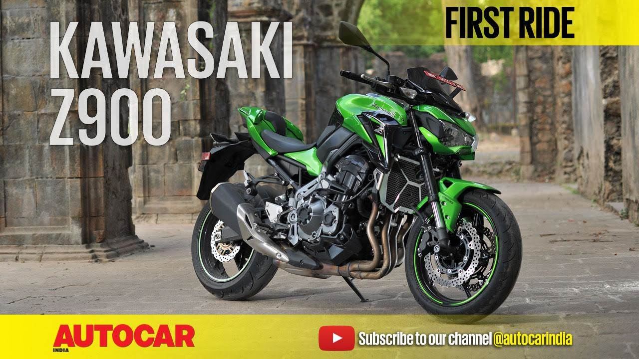 2017 Kawasaki Z900 video review