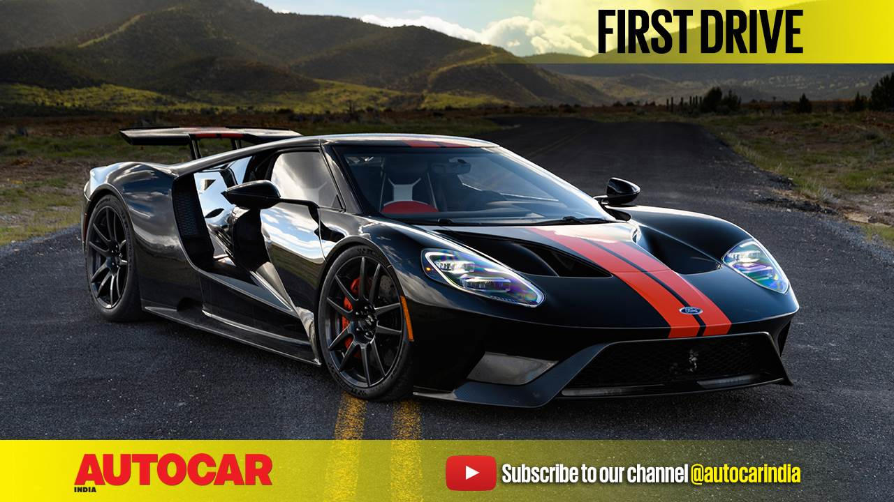 2017 Ford GT video review