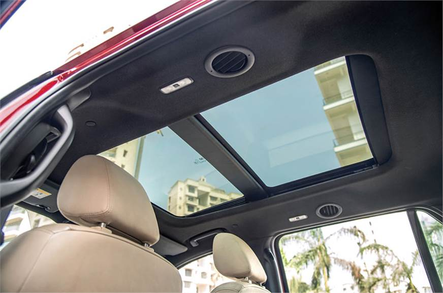 Endeavour Titanium's panoramic sunroof is sure to be a hu...