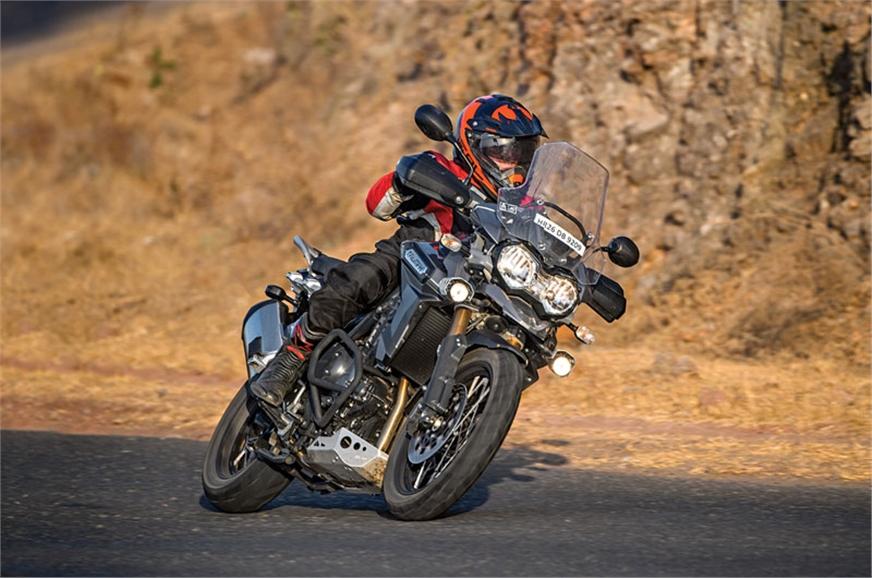 Ducati Multistrada Vs Triumph Explorer