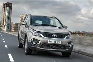 2017 Tata Hexa automatic long term review, first report