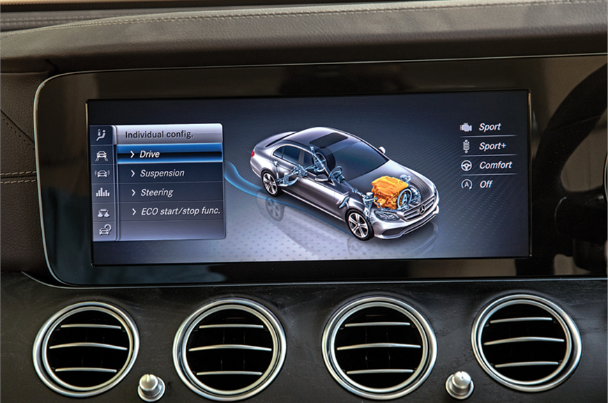 Crisp 12-inch infotainment screen gets Android Auto and A...