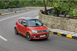 2017 Maruti Ignis long term review, first report