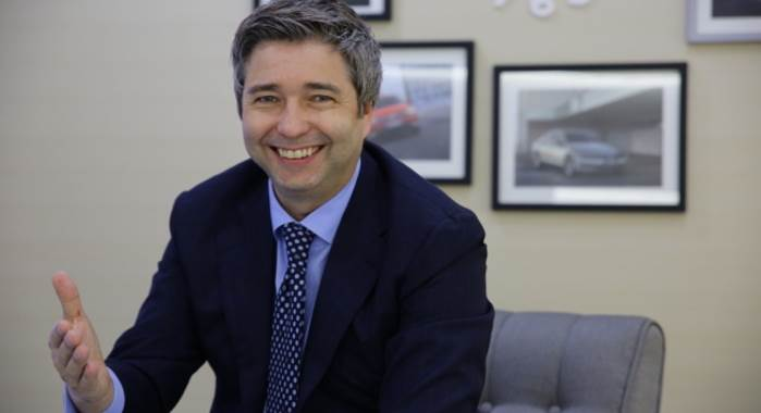 Thomas Kuehl is Nissan India's new president