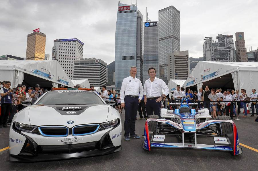 BMW to make Formula E factory entry with Andretti