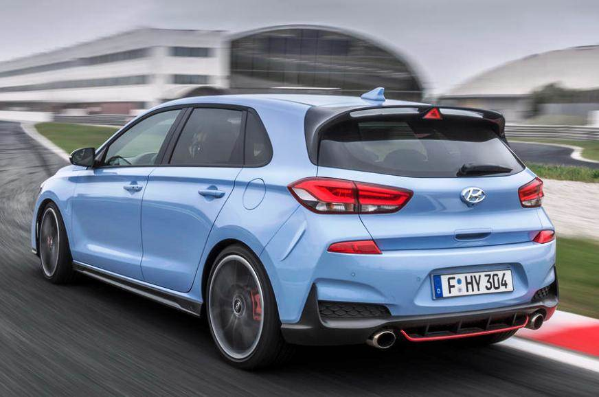 Hyundai Launches 275hp I30 N Hot Hatch Autocar India