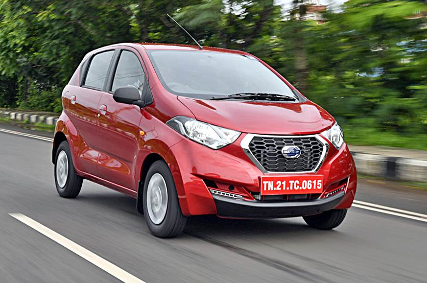 2017 Datsun RediGo 1.0 review, test drive