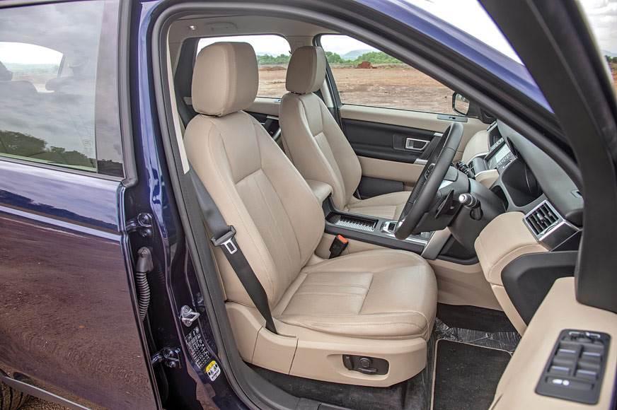 Land Rover Discovery Sport Vs Mercedes Glc Comparison