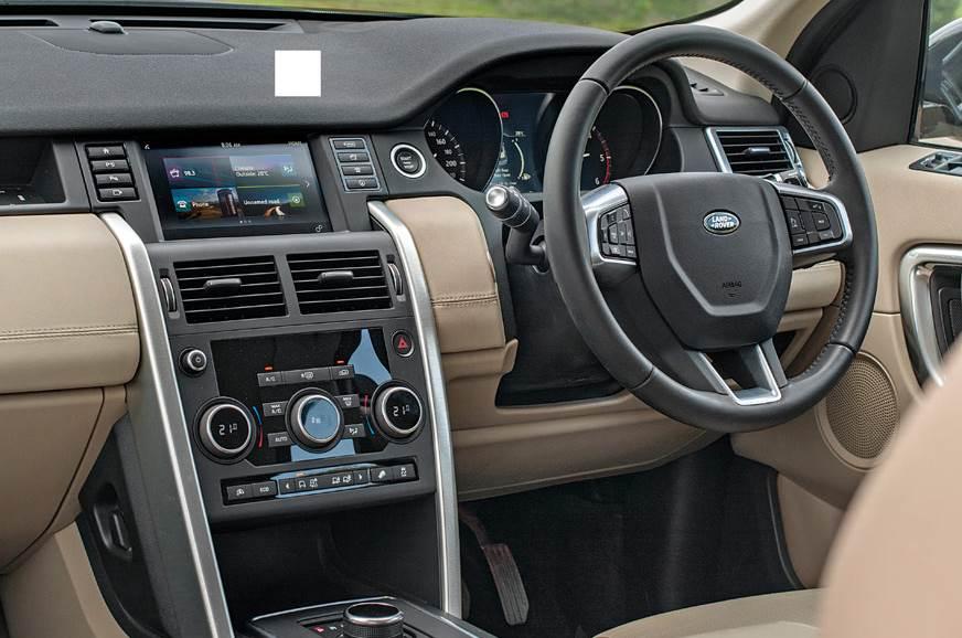 Disco dash has a neat tan and black layered design; cabin...