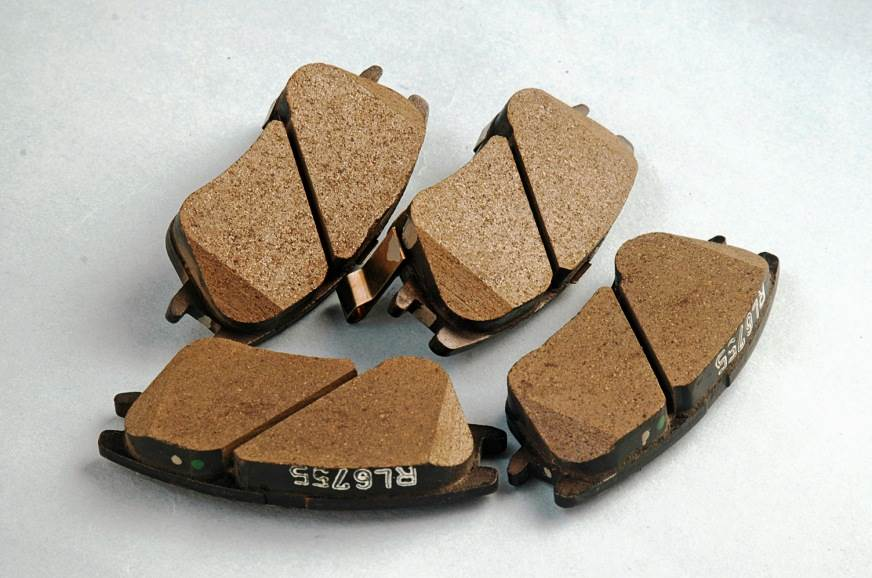 Worn or water-logged brakes are a significant hazard.