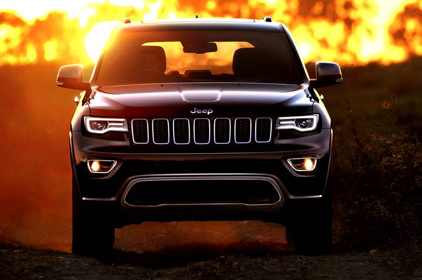 "Jeep Grand Cherokee now gets the ""75th Anniversary fascia"""