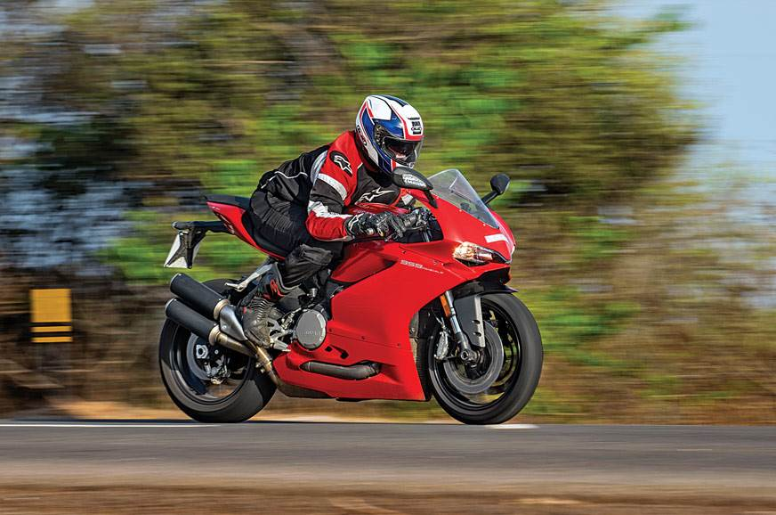 2017 Ducati Panigale 959 review, road test