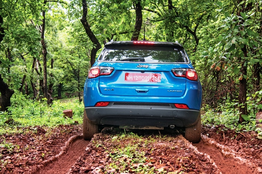 The Compass follows in the off-roading footsteps of its l...