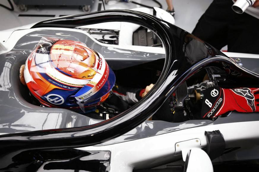 FIA confirms halo device for F1 2018