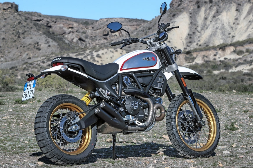 Ducati Scrambler Desert Sled For Sale