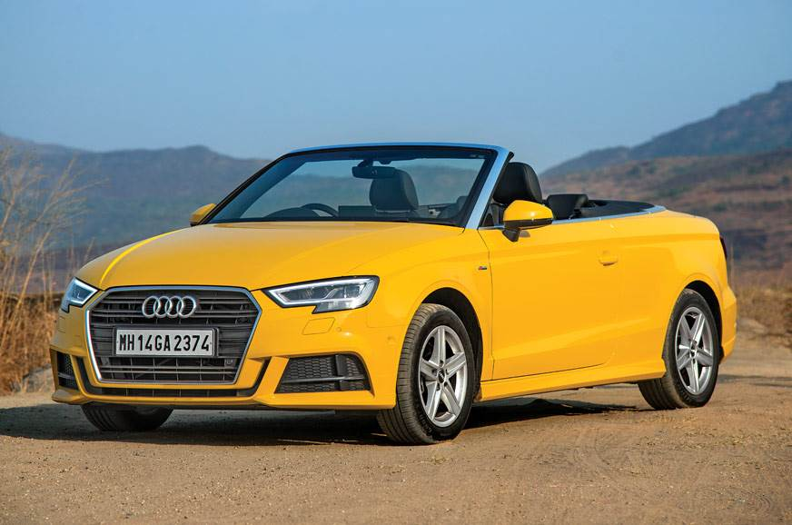 2017 Audi A3 Cabriolet review, test drive